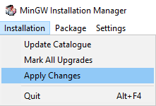 MinGW-installation-manager-apply-changes.png