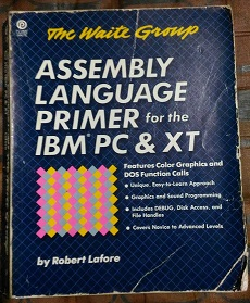 Assembly Language Primer book